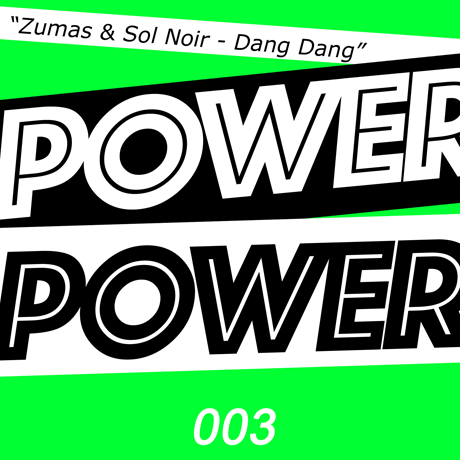 PowerPower003 Cover